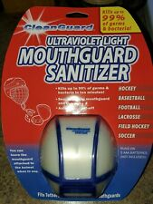 Clean Guard Ultraviolet MouthGuard/Pill&other Sanitizer