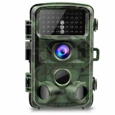1080p 14MP Wildlife Trail Hunting Scouting Game Camera Night Vision 0.3s Trigger