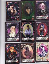 Complete Set of 111 Vampires VTES Jyhad