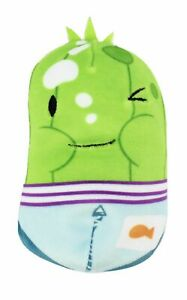 Cats vs Pickles 4-inch Beanbag Soft Plush Toy #131 Walter Pickle