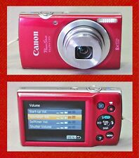 CANON POWERSHOT ELPH 135 16.0 MP DIGITAL CAMERA
