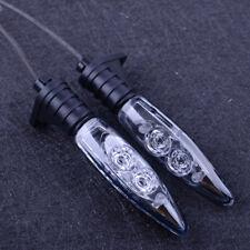 1Pair LED Clignotant Indicateur Lumière Fit pour BMW HP4 S1000R S1000RR S1000XR