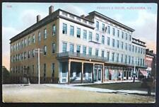 Braddock House Alexandria VA A.C. Bosselman & Co 9708
