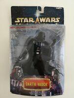DARTH VADER Star Wars Unleashed 2002 Detailed Sculpture Sealed MIB