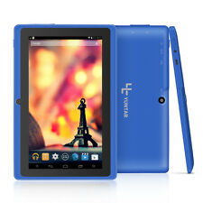 "7"" Google Android 4.4 KitKat  Bluetooth Wifi Tablet PC Quad Core 8GB Dual Camera"