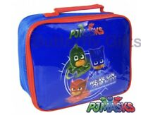 New PJ Masks School Lunch Bag Insulated Lunch Bag Child Kids Boys lunch bag