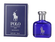 Polo Blue By Ralph Lauren Men Mini 0.5 .5 oz 15 ml Eau De Toilette Splash Nib