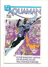 DC Comics  Aquaman  Lot of 4 #1 issues