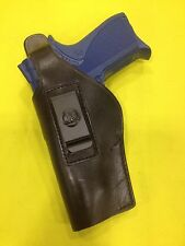 Leather Holster For Smith & Wesson 5906, 639 LEFT Hand - (#202L blk)