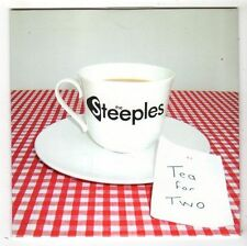 (FY222) The Steeples, Tea For Two - unopened DJ CD