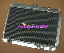 3 Row Aluminum Radiator For HOLDEN Gemini TX TC TD TE TF TG RB 1975-1986 Manual
