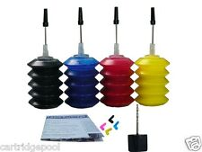 Refill Pigment ink kit for HP 940 940XL Pro8500 120ML