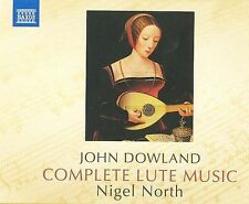 John Dowland: Complete Lute Music, New Music