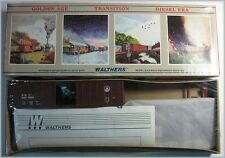 Walthers 932-4701 HO Scale 50' Waffle Side Box Car Baltimore & Ohio NOS#480000
