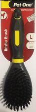 Dog Grooming Large Bristle Brush for Short Hair  - Aussie Seller