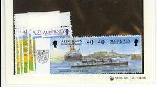 Alderney Scott 170-183 Nh [Id#426361]
