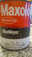 Colore vernice originale Maxoloid Bilux nitro acrilico Max Meyer x Vespa Piaggio