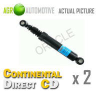 2 x CONTINENTAL DIRECT REAR SHOCK ABSORBERS SHOCKERS STRUTS OE QUALITY GS4011R