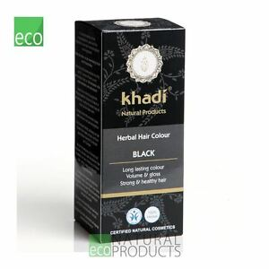 💚Khadi Herbal  Hair Colour Black 100g