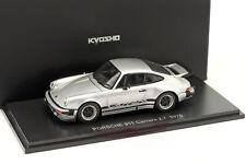 Porsche 911 Carrera 2.7 anno di costruzione 1975 Silber 1 43 Kyosho