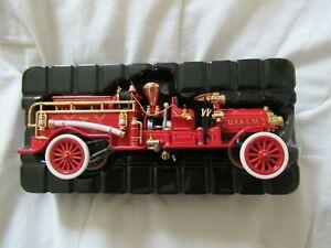 MATCHBOX MODELS OF YESTERYEAR FIRE ENGINE SERIES 1911 MACK YFE24-M