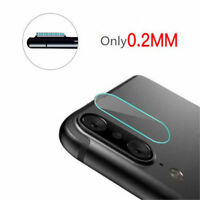9H+ Premium Tempered Glass Back Camera Lens Protector Cover Film For iPhone X