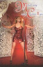 Mariah Carey Merry Christmas II You POSTCARD Promo Only!