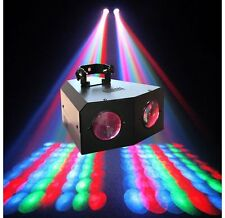 DMX Music Active LED Stage Lighting Club DJ Party Disco Lights Wedding Function