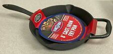 "Kingsford 8"" Cast Iron Pre Seasoned Fry Pan - Brand New"