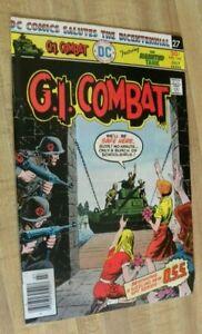 DC GI Combat 192 Haunted Tank Comic Book