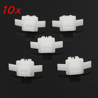 10 x Exterior Front Wheel Arch Trim Clips Wings Garnish For HONDA CIVIC CR-V