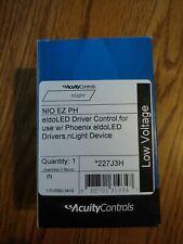 Acuity Controls Nio Ez Ph Eldo Led Driver Control