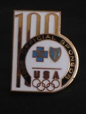 OLYMPIC PIN´S - USA - OFFICIAL SPONSOR 96 OLIMPIC GAMES -JUEGOS OLIMPICOS  (E25)