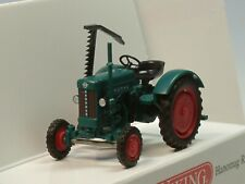 Wiking Hanomag R16, Traktor, werks grün - 0885 06  - 1:87