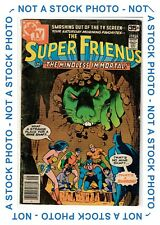 The Super Friends 13 Classic Saturday Morning Cartoon 1978 Superman Batman Robin