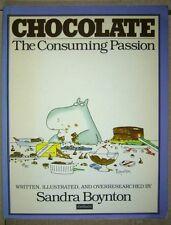 CHOCOLATE - The Consuming Passion - Sandra Boynton