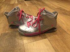 meet a2872 29eda Air Jordan 6 Retro VI (Silver Vivid Pink)  543389-009