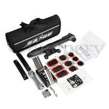 SAHOO 16 in 1 Multifunction MTB Bicycle Bike Tire Tyre Repair Tools Kit Set Bag