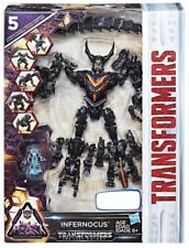 Transformers The Last Knight Combiner Infernocus Figure Hyd74604