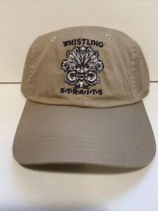 WHISTLING STRAITS GOLF HAT NEW