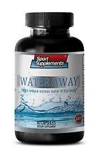 High Blood Pressure - Water Away Pills 700mg -100% Natural Blend of Minerals 1B