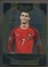 2016-17 Panini Select Soccer #1 Cristiano Ronaldo Portugal