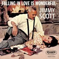 JIMMY SCOTT-FALLING IN LOVE IS WONDERFUL-JAPAN MINI LP CD C94