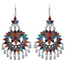 Jwellmart Indian Oxidized Afghani Gypsy Bohemian Fashion Earrings Free Shipping