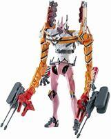 ROBOT SPIRITS SIDE EVA EVANGELION TYPE-08 IMPROVISED COMBAT CONFIGURATION