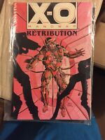 Valiant X-O Manowar: Retribution #[nn] (1993, Acclaim / Valiant) Tpb