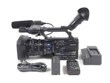 Sony HVR-Z7U MiniDV Camcorder HVRZ7U HVR-Z7 U 47 x 10 HVR-MRC1
