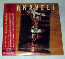 Makaveli - The Don Killuminati (The 7 Day Theory) / JAPAN MINI LP CD NEW / 2Pac