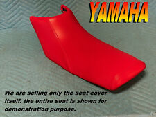 Yamaha YT60 TRI ZINGER New seat cover 1984-86 YT 60 TRI MOTO red 958A