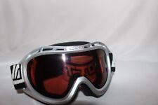Scott Snow Goggles Silver Frame Rose Lens Ski Snowboard Hockey